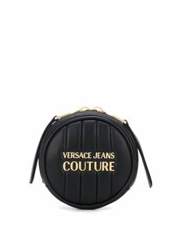 Versace Jeans Couture quilted round coin-purse E3VVBPQA71418
