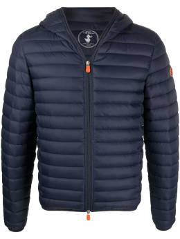 Save The Duck padded zip-up jacket D3065MGIGAX
