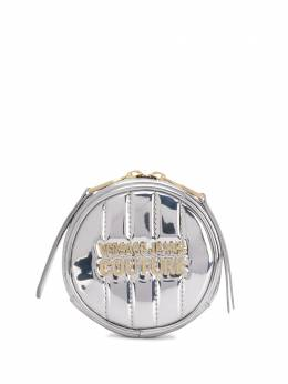 Versace Jeans Couture quilted round coin-purse E3VVBPQA71419