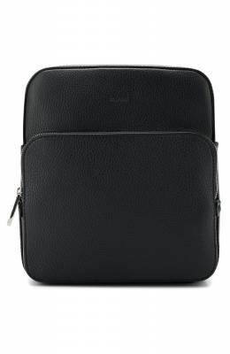 Кожаная сумка-планшет Boss by Hugo Boss 50390385
