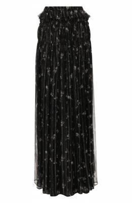 Шелковая юбка Amiri Y0W07292CH