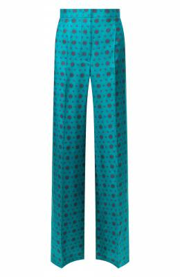 Шелковые брюки Escada 5032884