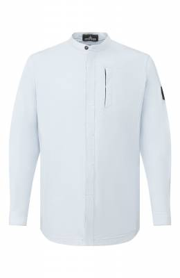 Хлопковая рубашка Stone Island Shadow Project 721910206