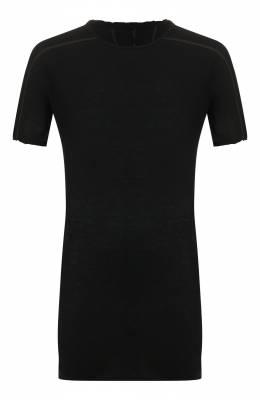 Хлопковая футболка Masnada M2452
