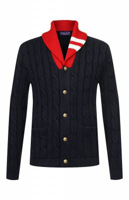 Хлопковый кардиган Ralph Lauren 790787794