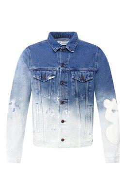 Джинсовая куртка Off-White 0MYE053S203860248931