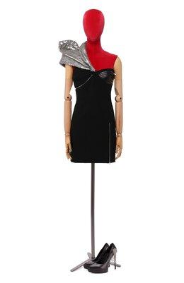Шерстяное платье Saint Laurent 400821/Y024J