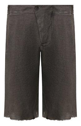 Льняные шорты Masnada M2462