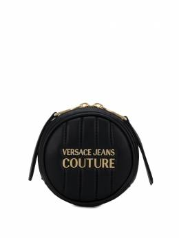 Versace Jeans Couture quilted round coin-purse E3VVBPQB71418