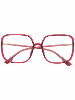 Dior Eyewear очки So Stellaire в квадратной оправе SOSTELLAIREO1F