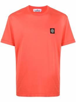 Stone Island logo patch T-shirt MO721524113