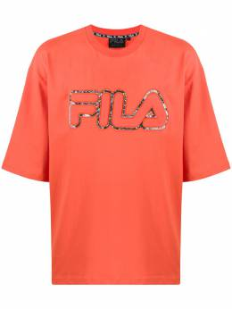 Fila embroidered logo T-shirt 684638
