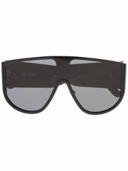 Linda Farrow солнцезащитные очки-авиаторы ATTICO1C1SUN