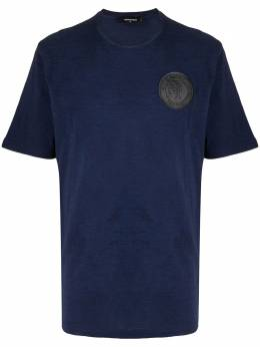 Dsquared2 футболка с нашивкой-логотипом S74GD0673S22146