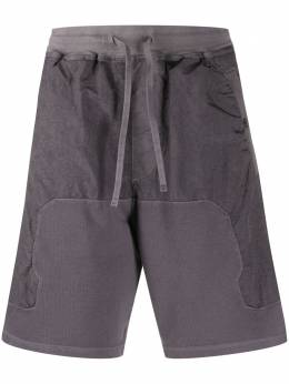 Stone Island Shadow Project panelled track shorts MO721960307