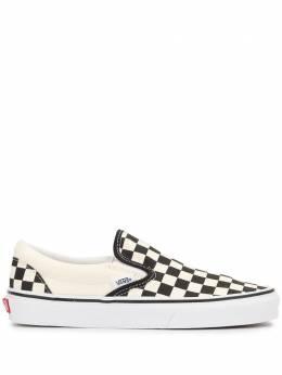 Vans checked Slip-on sneakers VAFT