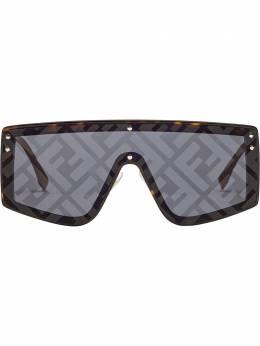 Fendi Eyewear солнцезащитные очки Fabulous FOG541A565