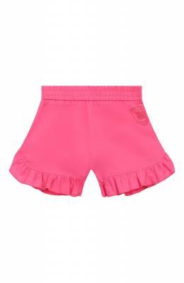 Хлопковые шорты Monnalisa 175406