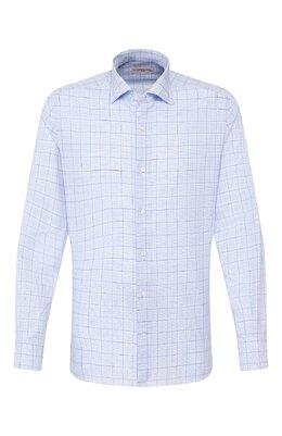 Хлопковая сорочка Luciano Barbera 105469/72275