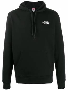 The North Face худи с кулиской и логотипом NF0A492AKY41