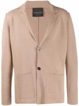 Roberto Collina single-breasted knitted blazer RC09012