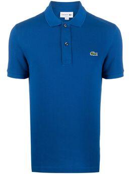 Lacoste рубашка поло с нашивкой-логотипом PH4012Z7Z