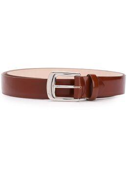 Maison Margiela buckle fastening belt S61TP0035PS679