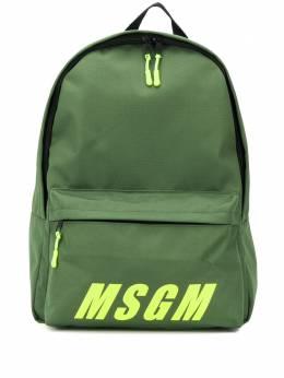 MSGM рюкзак с логотипом 2840MZ201400
