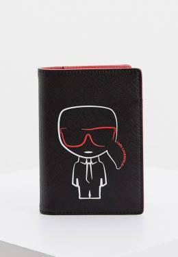 Обложка для паспорта Karl Lagerfeld 201W3218
