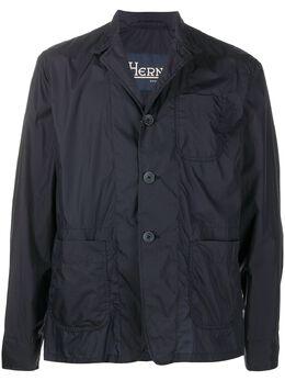 Herno single-breasted lightweight jacket GA0107U12314