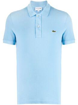Lacoste рубашка поло с нашивкой-логотипом PH4012709