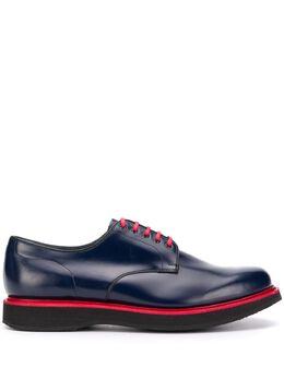 Church's туфли Leyton на шнуровке EEC044FF000009SN