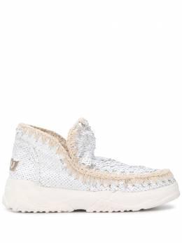 Mou ботинки Eskimo с пайетками MUSW201000G
