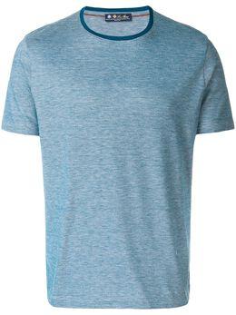 Loro Piana базовая футболка FAI1431FG5J