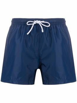 Kiton straight-leg swim shorts UCOM2CX08S1710003