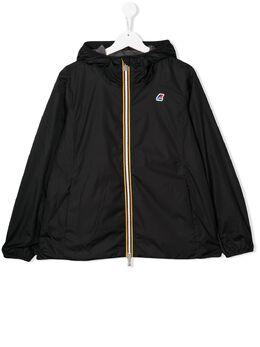 K Way Kids непромокаемая куртка Marguerite K00BHI0
