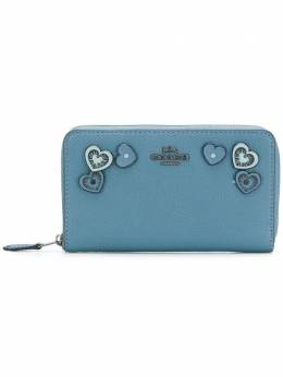 Coach medium zip around wallet 29748
