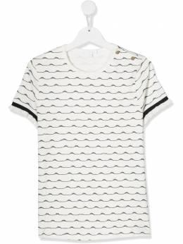 Chloe Kids футболка с принтом C15B01849