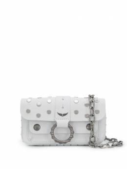 Zadig & Voltaire сумка на плечо Kate с люверсами SJAV4005F
