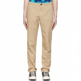 Ps by Paul Smith Khaki Military Trousers M2R-554T-A20875