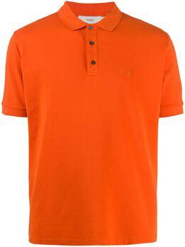 Pringle Of Scotland однотонная рубашка-поло PMJ385