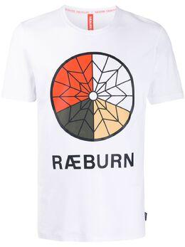 Raeburn футболка Parachute с логотипом RM42007SI20S
