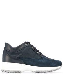Hogan высокие кроссовки HXW00N00E10KVV0071