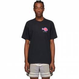 Noah Nyc Black Flounder Shop T-Shirt T2SS20