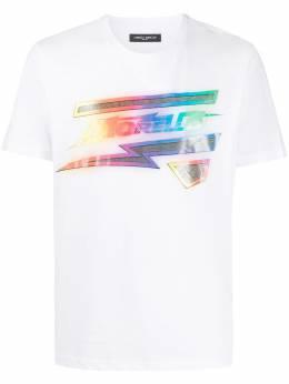 Frankie Morello футболка с круглым вырезом и логотипом FMS0749TS2000