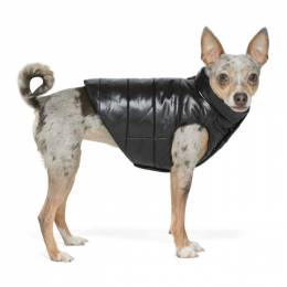Moncler Genius Black Poldo Dog Couture Edition Vest D2096008545568950