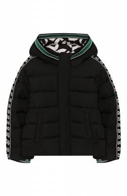 Пуховая куртка Dolce&Gabbana L4JB0L/G7TXF/8-14