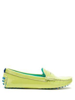 Blue Bird Shoes лакированные лоферы Explorer W200305