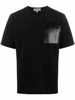 Canali футболка с логотипом T0584MY00916