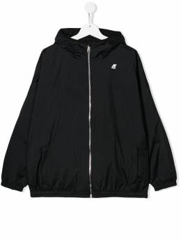 K Way Kids непромокаемая куртка с капюшоном K00BHQ0